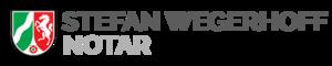 Notar Stefan Wegerhoff in Hennef (Sieg) Logo